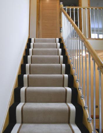 Custom Design Stair Runner