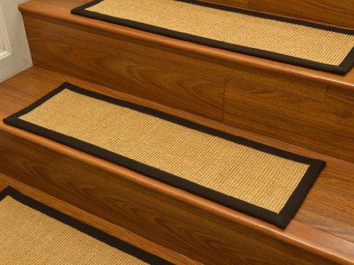 Sisal Stair Carpet Treads
