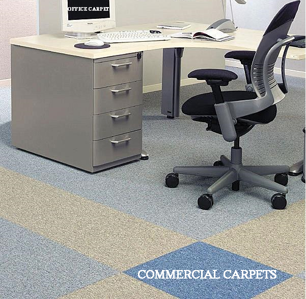 Office Carpet Tiles Flooring Installation Toronto